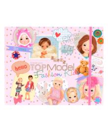 Альбом для раскрашивания TOP Model Детский стиль 47981, 4010070244316