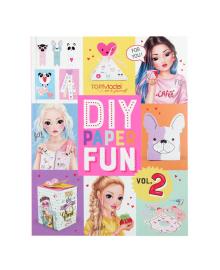 Альбом TOP Model DIY Paper Fun Сделай Сам
