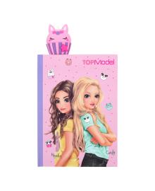 Дневник для записей TOP Model Candy Cake