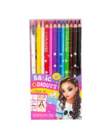 Набор цветных карандашей TOP Model 12 шт