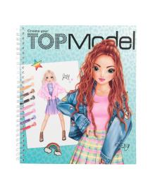 Альбом для раскрашивания TOP Model Дизайн 411065, 4010070450342
