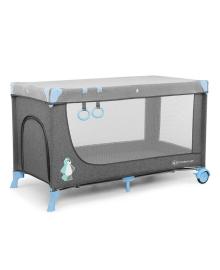 Кроватка-манеж Кinderkraft Joy Blue Kinderkraft KKLJOYBLU00000, 5902533911271