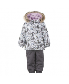 Куртка и полукомбинезон LENNE Minni Grey 20313/3820, 4741578679842