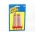 Свечи для торта 12 1502-0182 4party