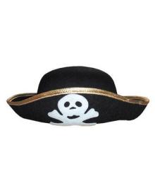 """Шляпа """"Пират"""" с черепом (детская) 170216-129 Bestoyard"""