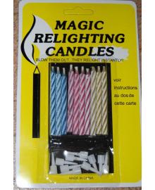 Свечи для торта незадуваемые 10 250216-514