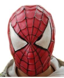 Маска Человек паук (латексная) 240216-141