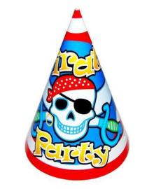 Колпак праздничный Pirate Party 160216-062 4party