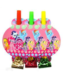 Дудки праздничные Little Pony 170216-015