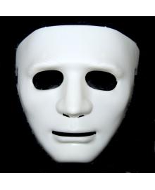Маска лицо человека (Белая) 240216-115 Bestoyard