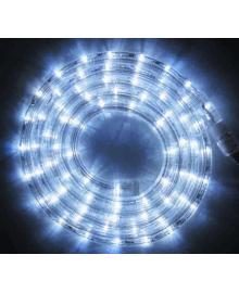 Шланг LED белый 10м 270216-026 Tronzo