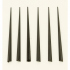 Пика для канапе Призма (черная), 30 шт. 100617-002