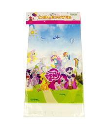 """Скатерть """"Little Pony"""" эконом 160617-025"""