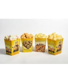 Коробочка для сладостей Миньоны 5 шт 290917-065