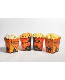 Коробочка для сладостей Happy Halloween 5 шт 081017-004