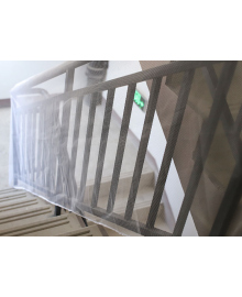 Защитная сетка для лестниц 2 метра Z2131 Стандартный Белый Lapchu