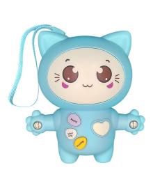 Музыкальная игрушка Smart Baby Link-Link Cat Blue