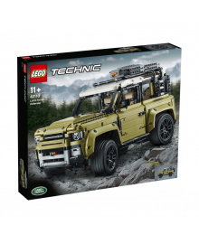 Конструктор Lego Technic Land Rover Defender (42110), 5702016604115