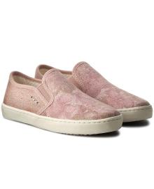 GEOX Кроссовки для девочки, розовый, размер 30