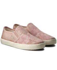 GEOX Кроссовки для девочки, розовый, размер 31