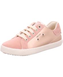 GEOX Кроссовки для девочки, розовый, размер 28