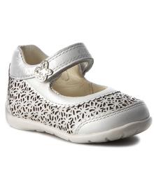 GEOX Туфли для девочки, синий, размер 21