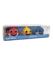 BABY SHARK Набор игрушек-брызгунчиков BABY SHARK - ВЕСЁЛАЯ СЕМЬЯ (3 шт.)