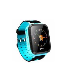 GOGPS ME Детские телефон-часы с GPS трекером GOGPS ME K13 Синие