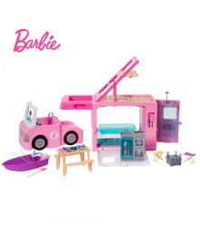 """Набор """"Кемпер 3 в 1"""" Barbie GHL93"""