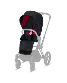 Комплект текстиля для коляски Cybex Priam Ferrari Black