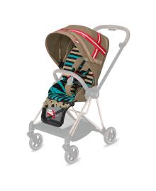 Комплект текстиля для коляски Cybex Mios KK One Love 519003087, 4058511640761