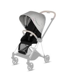 Комплект текстиля для коляски Cybex Mios Koi Mid Grey 519002247, 4058511576794