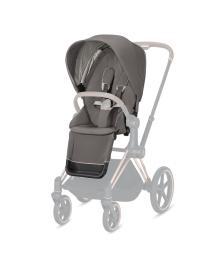 Комплект текстиля для коляски Cybex Priam Soho Grey