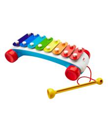 Ксилофон-каталка Fisher-Price Mattel Multicolour