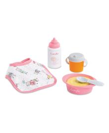 Игровой набор по уходу за куклой Corolle Детский завтрак
