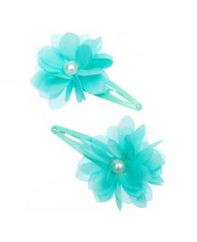 Заколки для волос Coralico Rose Blue 2 шт