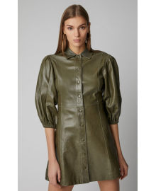 Платье-рубашка женское Olive Berni Fashion WF-1363