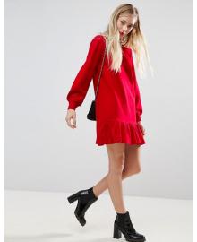 Платье женское трикотажное Red Berni Fashion WF-1363