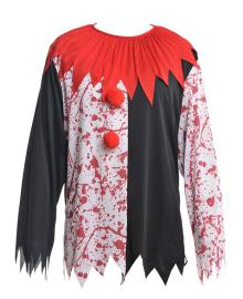 Рубашка Кровавого Клоуна M/L 050320-025