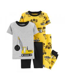 Carters  Комплект из двух пижам для мальчиков, 93–98см