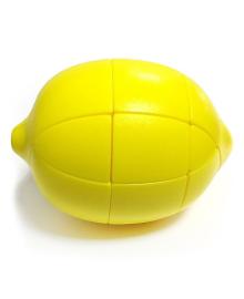 Развивающий кубик IBLOCK Лимон