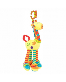 Игрушка-подвеска на кроватку Baby Team Жираф