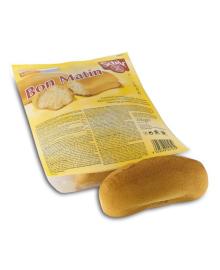 Безглютеновые сдобные булочки Dr. Schar Bon Matin, 4 х 50 г