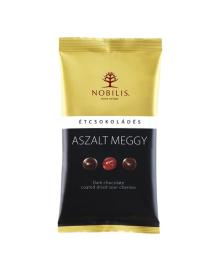 Конфеты Nobilis Вишня в черном шоколаде, 103 г, 5997690713752