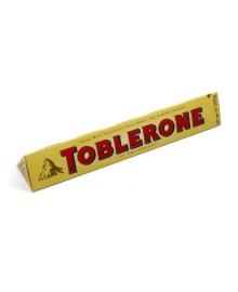 Молочный шоколад Toblerone, 100 г, 7614500010013