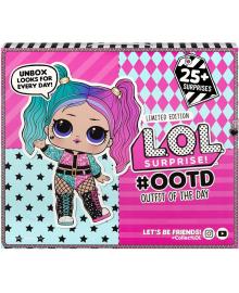 Игровой Набор L.O.L. Surprise! С Куклой - Модный Лук (567158)