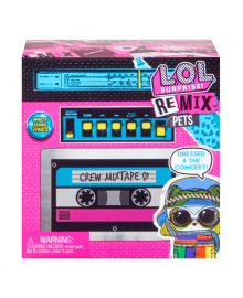 Игровой набор L.O.L. Surprise Мой любимец Remix Pets
