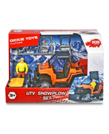 Игровой набор Dickie Toys Снегоочиститель