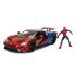 Машинка Jada Toys Marvel Ford Человек-паук 253225002, 4006333065156