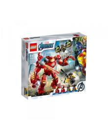 Конструктор Lego Super Heroes Халкбастер Железного Человека Против Агента A.I.M. (76164)